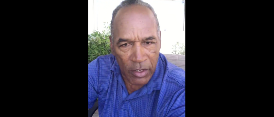 O.J. Simpson takes to Twitter to reflect on the recent Minneapolis protests and George Floyd's death