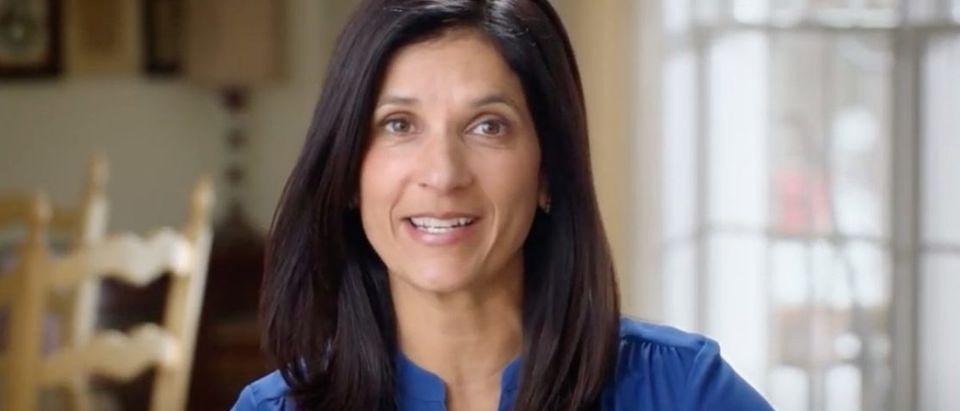 Screen Shot_Youtube_Sara Gideon_Campaign Ad
