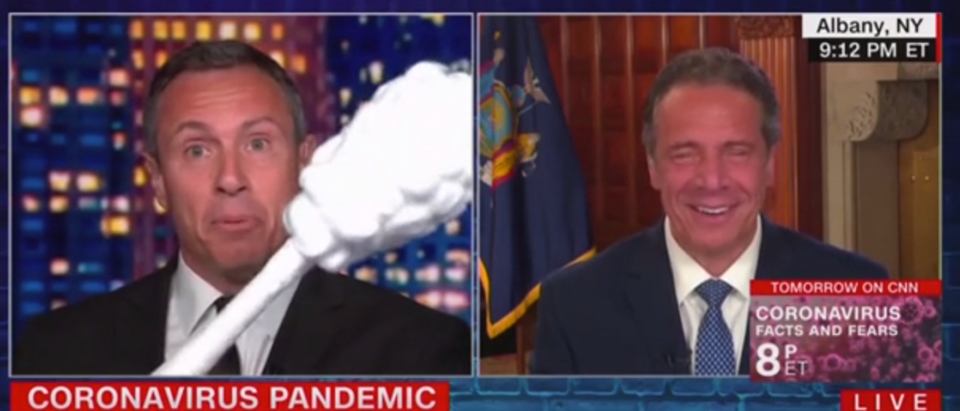 Cuomo Brothers Joke Around As New York Nursing Home Deaths Pile Up