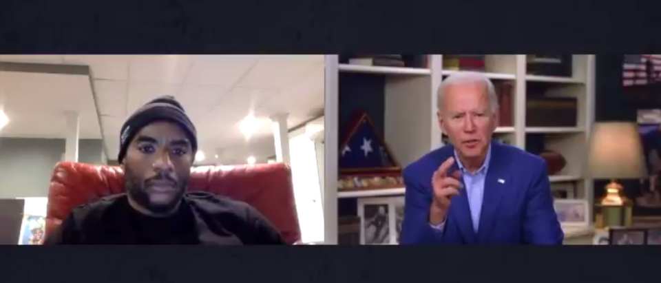 Joe Biden: One Thing 'Everybody Has In Common In Jail' Is That They 'Can't Read'