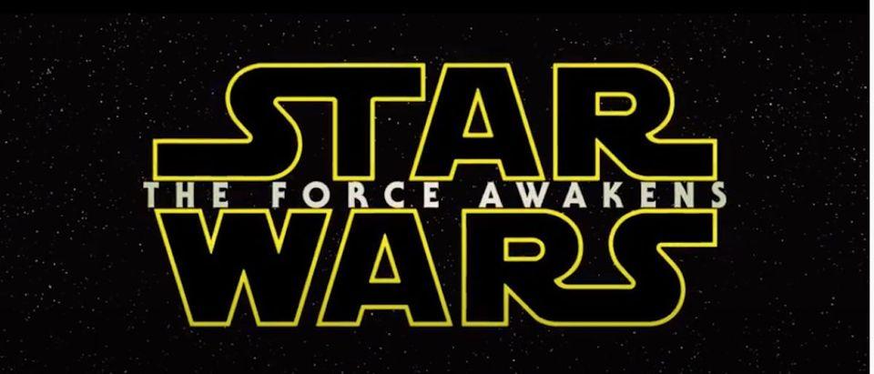 Star Wars Logo: (Photo: YouTube Screenshot)