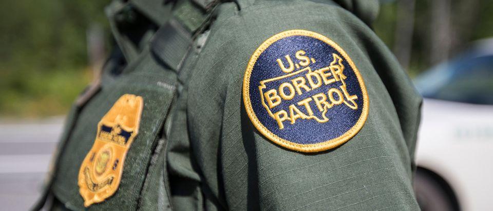 Customs And Border Patrol Keep Watch At U.S.-Canada Border