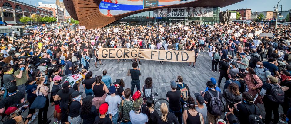 George Floyd Protest in New York