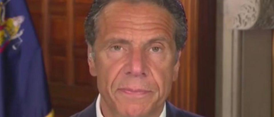 New York Gov. Andrew Cuomo