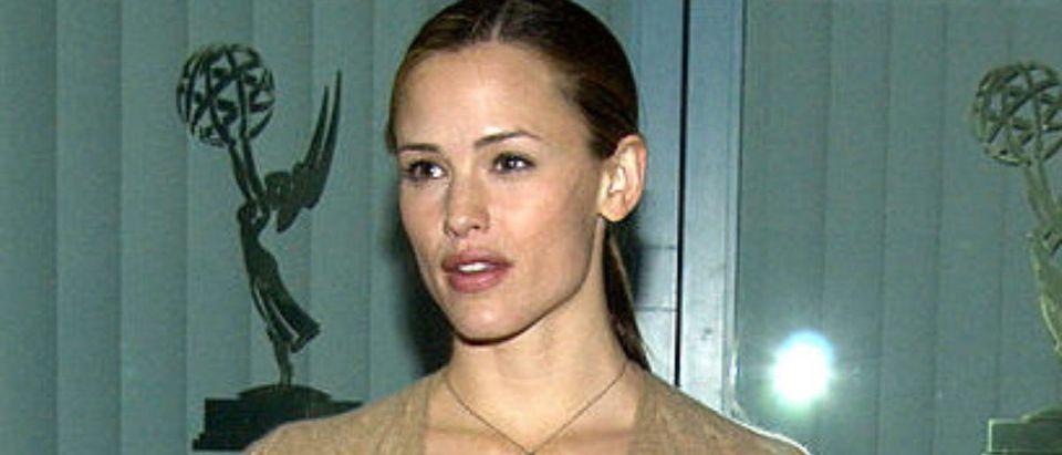 "Jennifer Garner At ""Behind the Scenes of Alias"""