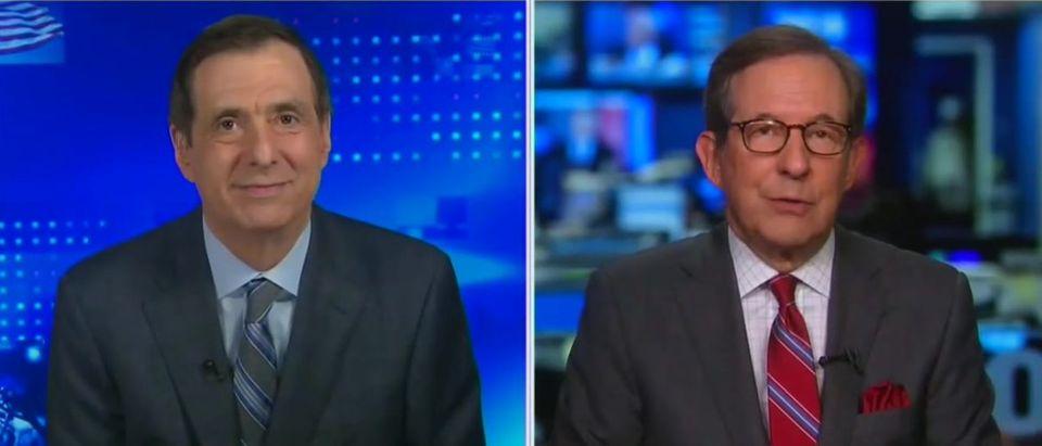 Chris Wallace says too many reporters becoming 'anti-Trump advocates' (Fox News screengrab)