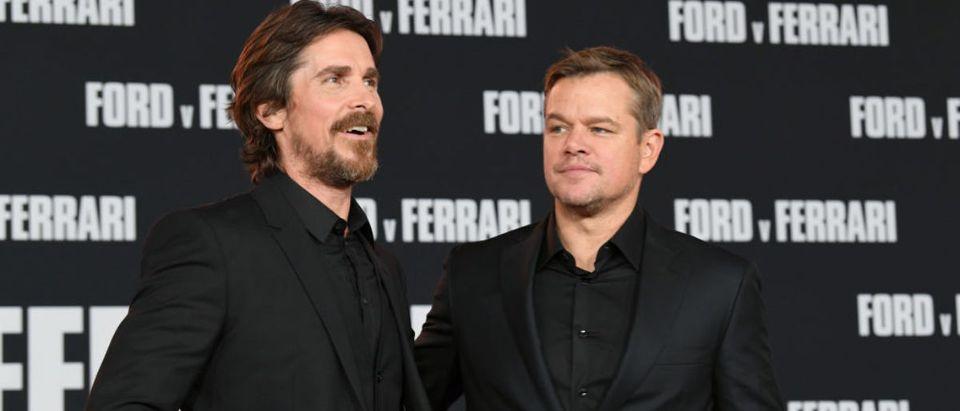 "Premiere Of FOX's ""Ford V Ferrari"" - Red Carpet"
