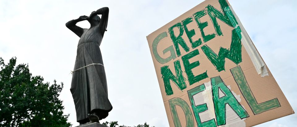 GERMANY-POLITICS-CLIMATE-PROTEST