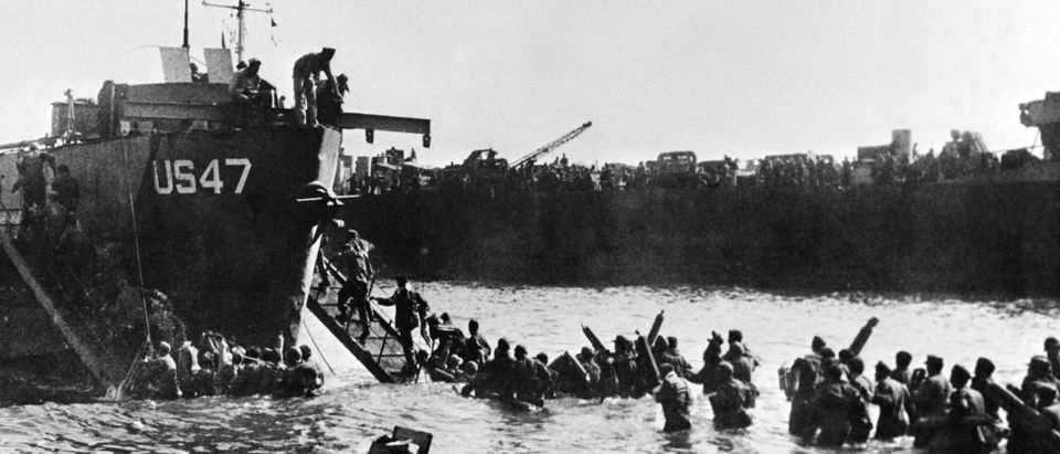 FRANCE-WWII-LIBERATION-LANDING-PROVENCE