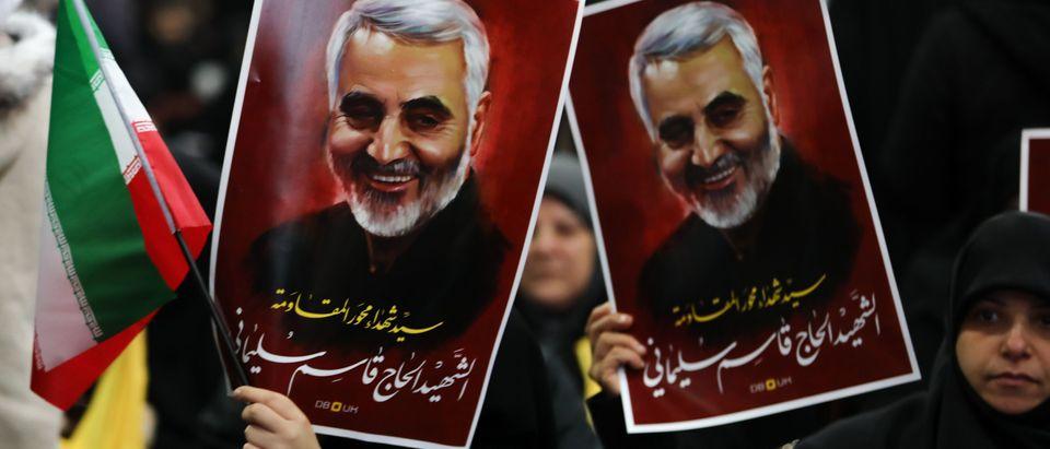 TOPSHOT-LEBANON-POLITICS-IRAQ-IRAN-UNREST-US-HEZBULLAH