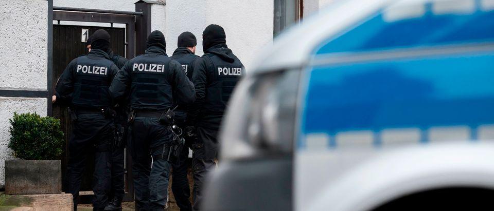 GERMANY-POLITICS-RACISM-CRIME