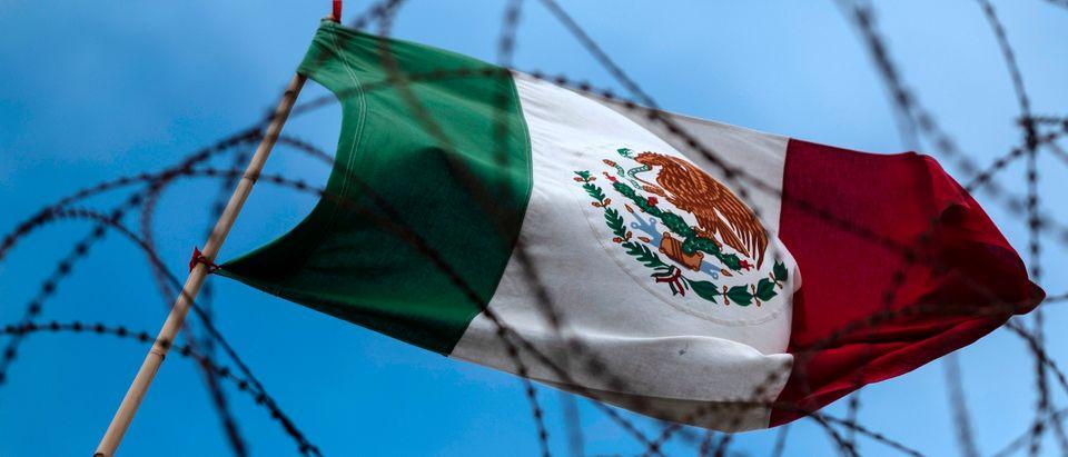MEXICO-US-BORDER-PROTEST