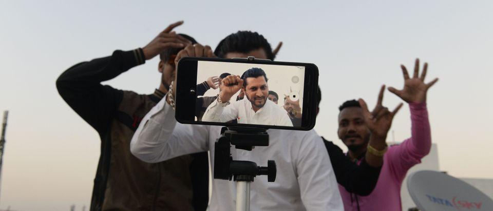 INDIA-MEDIA-TIKTOK