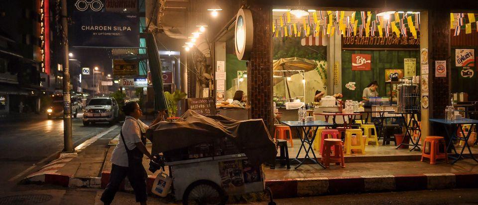 TOPSHOT-THAILAND-HEALTH-VIRUS
