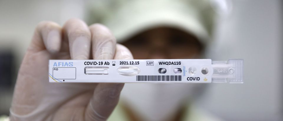 South Korea Step Up Production On COVID-19 Test Kits To Contain Spread Of The Coronavirus