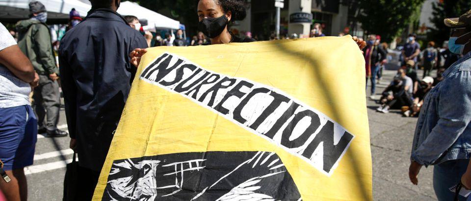 US-POLICE-RACISM-DEMONSTRATION-POLITICS-CHAZ