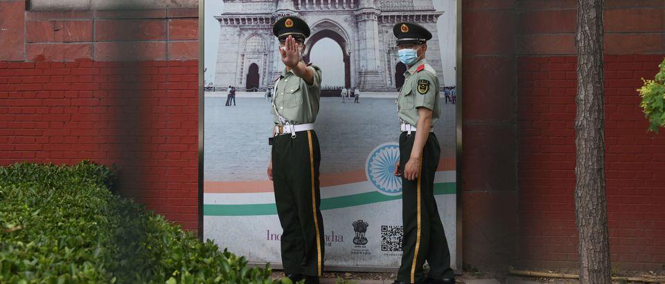 CHINA-INDIA-POLITICS