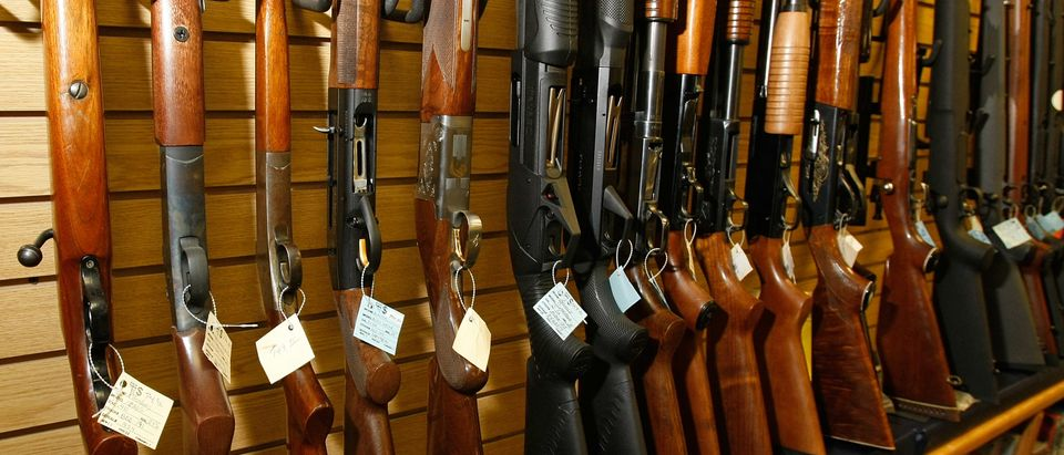 Guns Sales Rise As Fear That Obama Will Change Gun Laws Persists