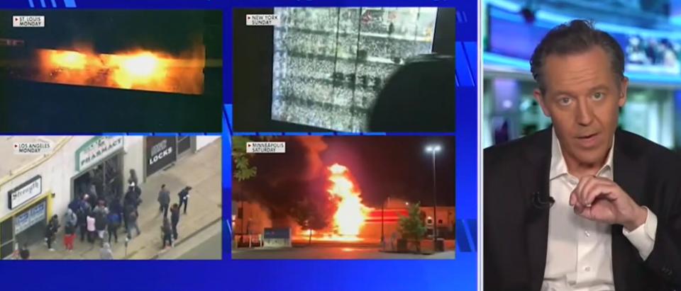 Greg Gutfeld rips Chris Cuomo (Fox News screengrab)