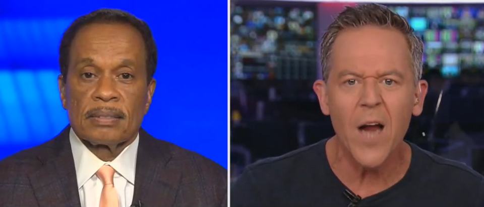 Gutfeld lays into Juan Williams over city violence (Fox News screengrab)