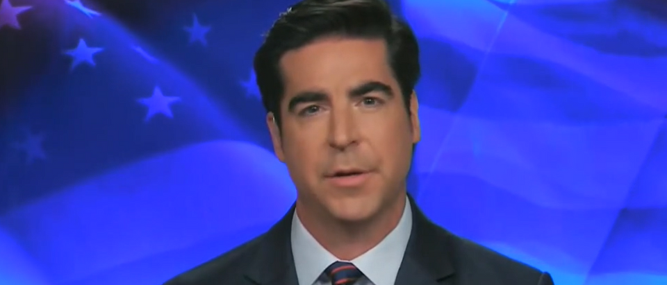 Jesse Watters accuses Fulton County DA of 'political overcharge' (Fox News screengrab)
