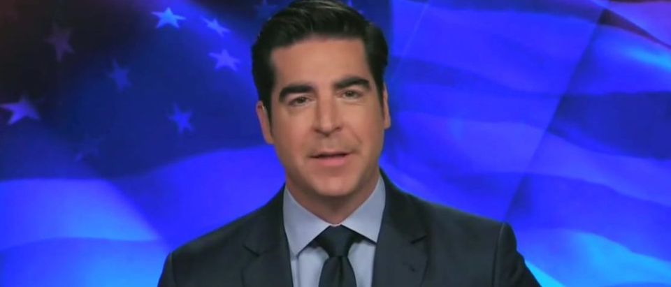 Jesse Watters says Democrats have aligned themselves with 'looters' (Fox News screengrab)