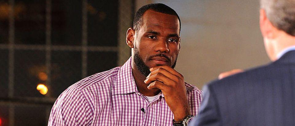 LeBron James Announces His Future NBA Plans