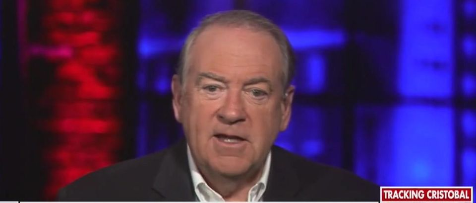Mike Huckabee erupts on Republicans Not Supporting Trump (Fox News screengrab)