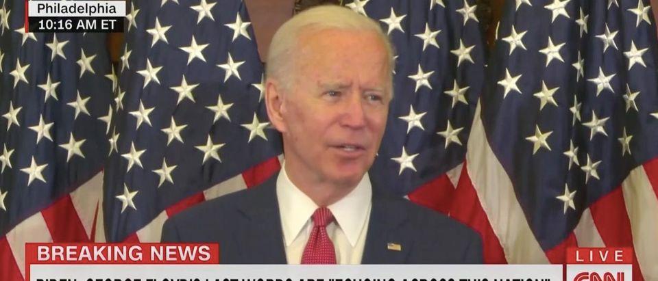 Former Vice President Joe Biden (CNN)