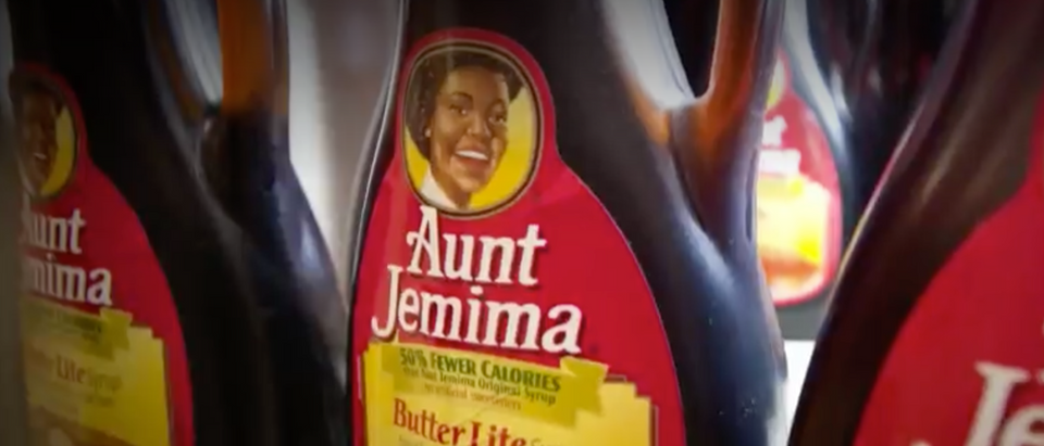 The Aunt Jemima brand will change its name and logo (YouTube screenshot/NBC News)