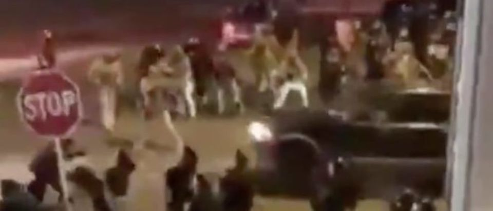 Screen Shot_Twtter video_@YousefNH2_Police_Buffalo