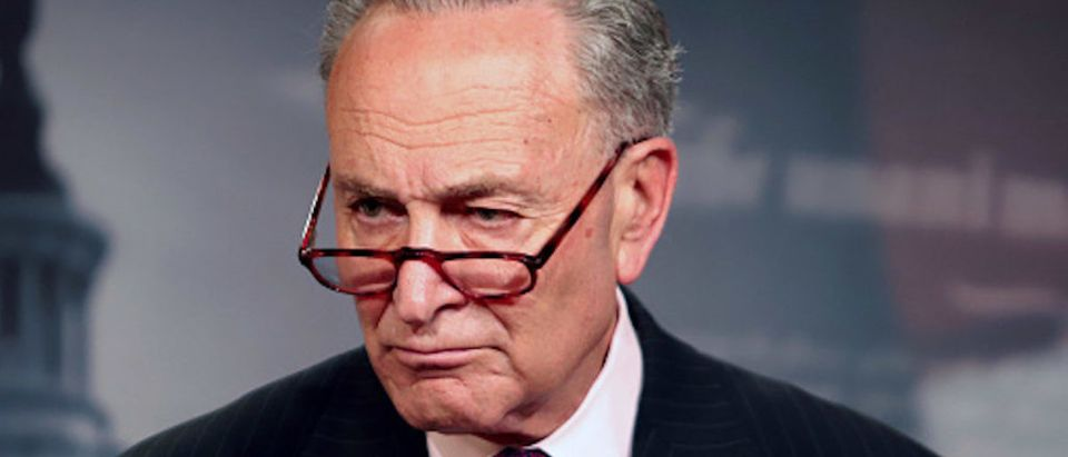 Senate-Democratic-Leader-Chuck-Schumer-D-NY-speaks-with-Nancy-Pelosi-D-CA-at-a-press-conference-on-Capitol-Hill-on-June-14-2018-in-Washington-DC-e1591291905851.jpg