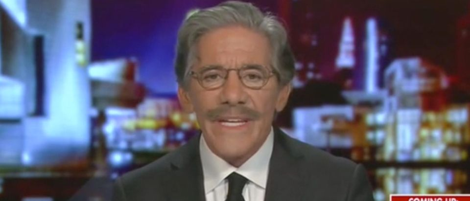 "Geraldo Rivera appears on ""Hannity."" Screenshot/Fox News"