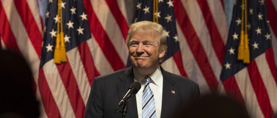 Trump, Polls, Election, Rally