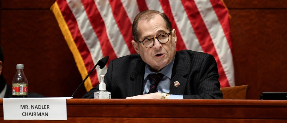 House Judiciary Committee Chairman Rep. Jerrold Nadler, D-N.Y., speaks during a U.S.House Judiciary Committee, in Washington