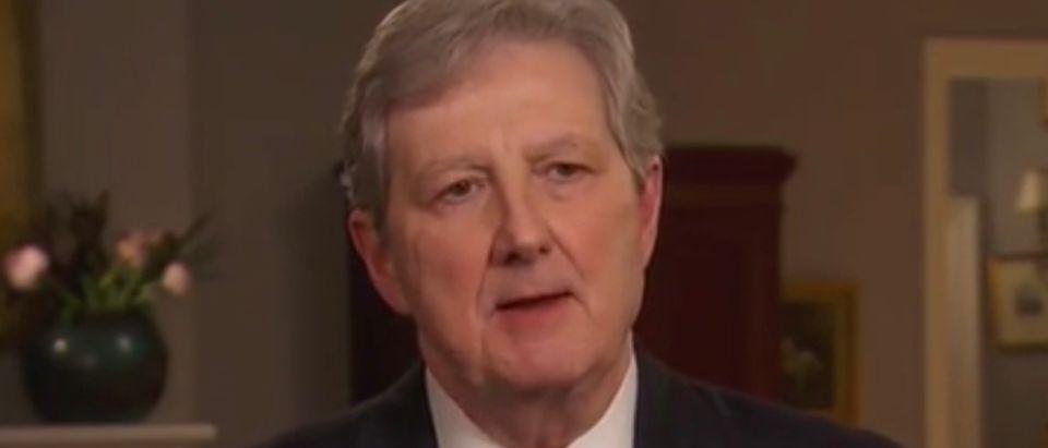 Sen. John Kennedy