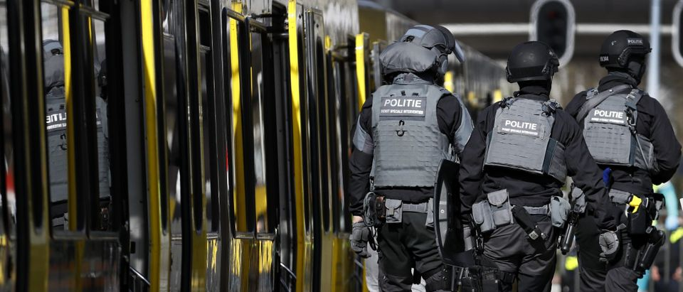 NETHERLANDS-SHOOTING-GOVERNMENT-ATTACK
