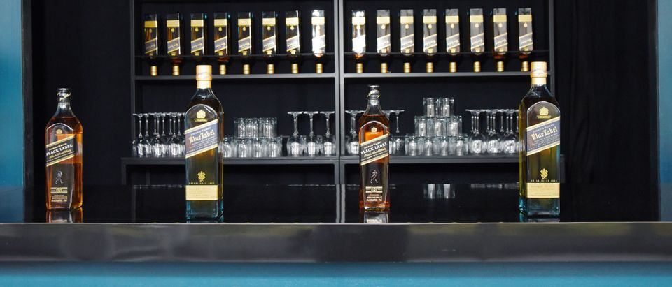 Johnnie Walker Celebrates The Vanity Fair Oscar Party At The Wallis Annenberg Center