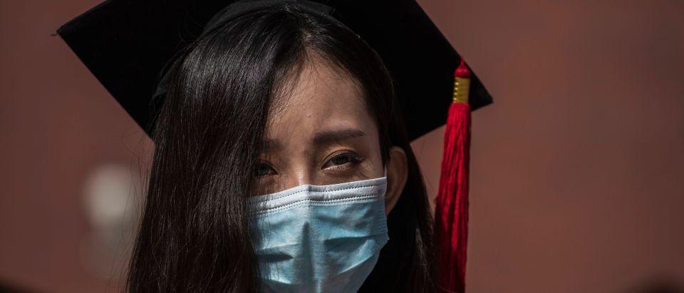 China Students Graduate Amid Global COVID-19 Pandemic