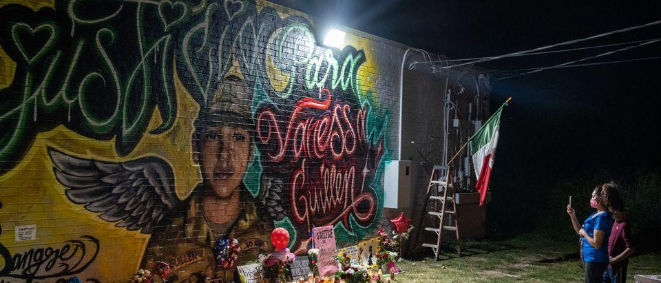Memorial Set Up In Austin For Murdered Fort Hood Soldier Vanessa Guillen