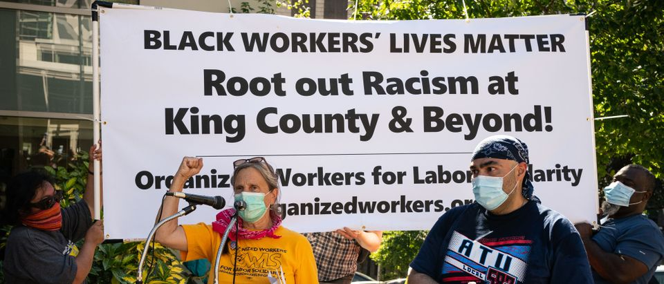 Strike For Black Lives Held In Cities Across The Nation