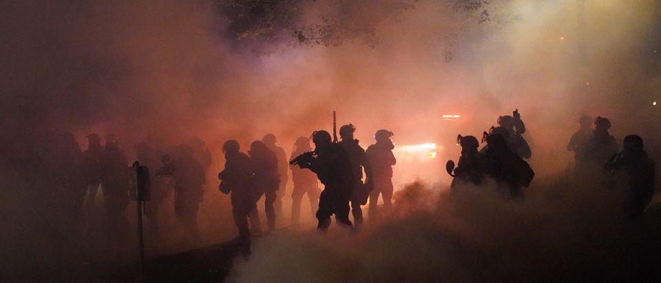 Feds Attempt To Intervene After Weeks Of Violent Protests In Portland
