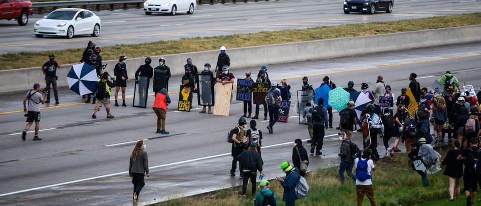 Protests Continue Against Aurora Police Department Over Death Of Elijah McClain