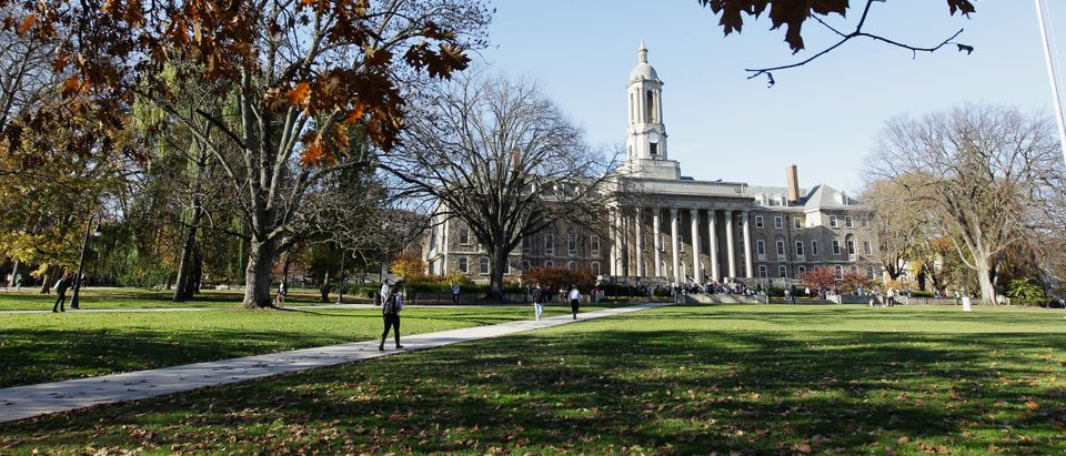 Penn State Community Shaken By Sex Abuse Scandal