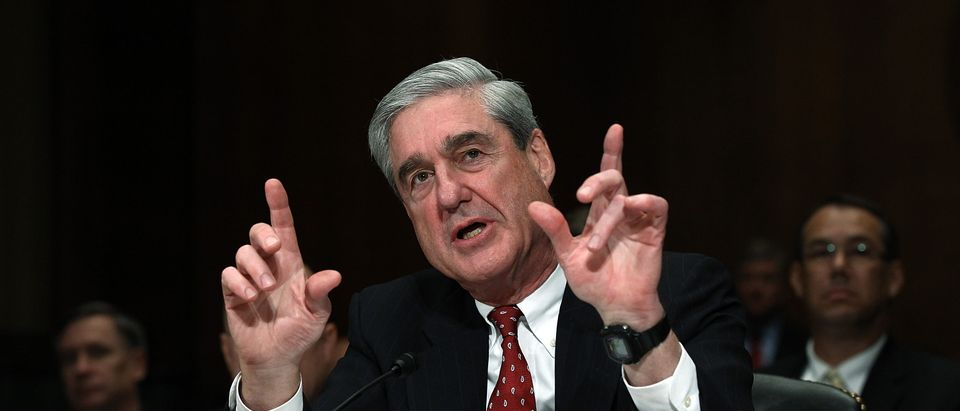 FBI Director Robert Mueller Testifies At Senate Judiciary Committee Of FBI Oversight