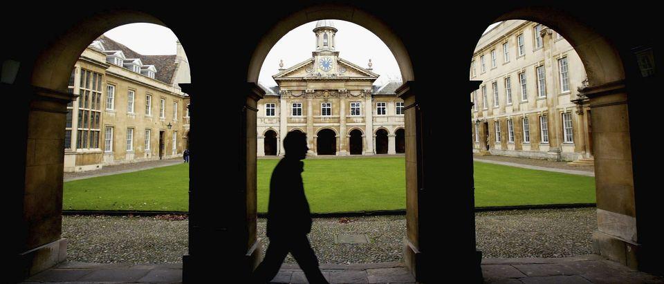 Cambridge University Term Starts As Top Up Fees Debate Looms