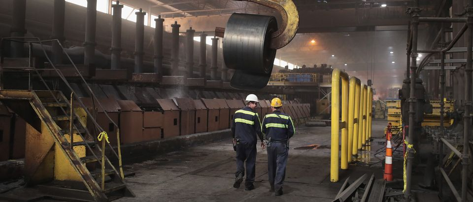Trump Administration Steel Tariffs Aims To Protect And Aid U.S. Steel Industry