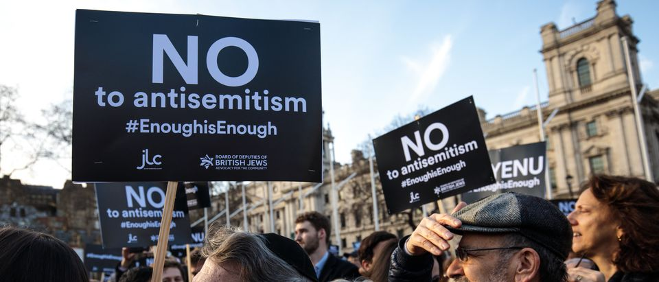 Jewish Leadership Council Present Letter On Anti-Semitism To The Labour Party