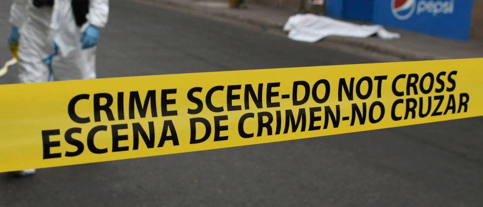 HONDURAS-CRIME-GANGS-STUDENT
