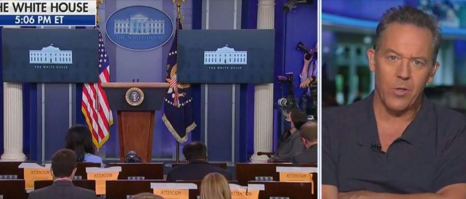 Greg Gutfeld rips media narratives (Fox News screengrab)